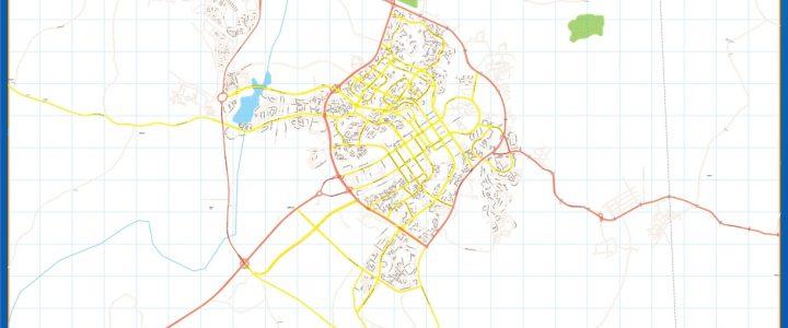 Abuja Mapa