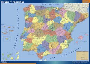 Mapa Espana|Tienda de Mapas