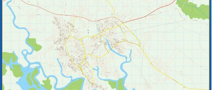 Port Harcourt Mapa